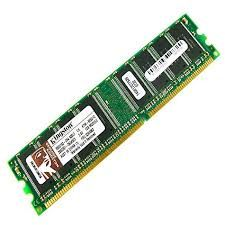1 GB DDR 400 MHZ KINGSTON