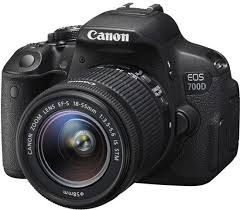 CANON EOS 700D 18-55 IS-STM