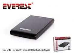 EVEREST HD3-254 2,5 inch USB3,0 SATA HDD KUTU