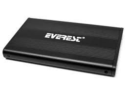 EVEREST HDC-112 2,5 EXTERNAL HDD KUTU