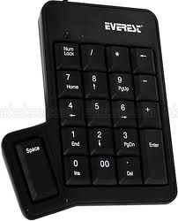 EVERESTE NUMERIC KB-970 KLAVYE