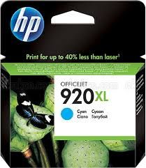 HP CD972AE (920XL) MAVİ KARTUŞ