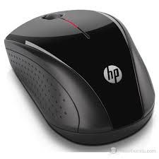 HP H2C22AA WIRELESS MOUSE X3000 BLACK