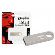 KINGSTON 16 GB DTSE9 USB 2,0 MINI METAL
