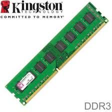 KINGSTON 2 GB 1333 MHz CL9 DDR3