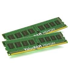 KINGSTON 4 GB DDR3 1333MHz CL9 (2X2GB)
