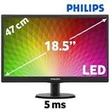 PHILIPS 18,5 inch 196V3LSB25 5MS