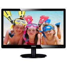 PHILIPS 20 inch 203V5LSB26-62 5MS LED MONITOR