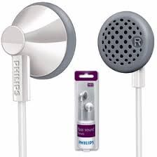 PHILIPS SHE2001 KULAKİÇİ KULAKLIK